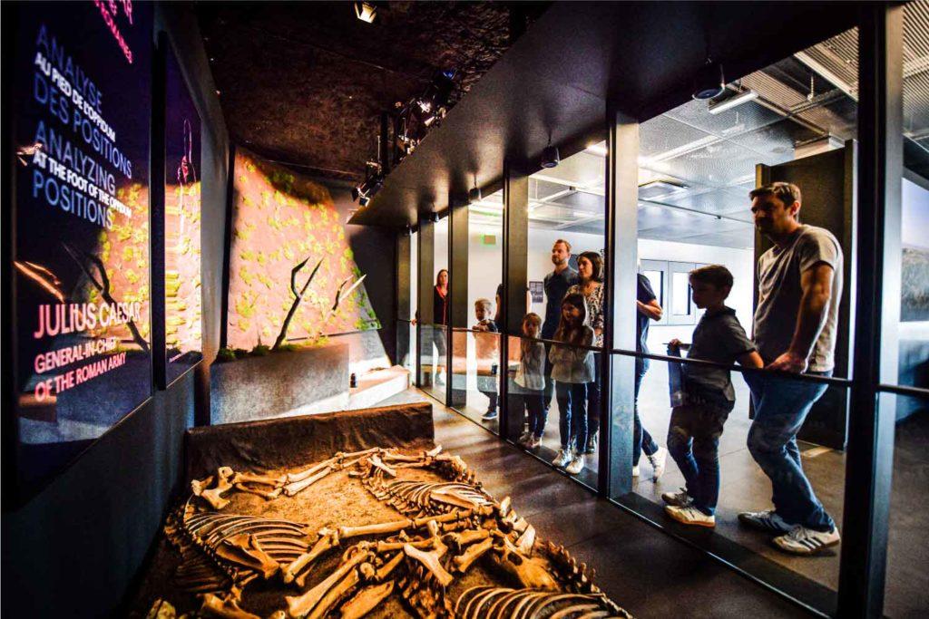 Archéologie musée gergovie