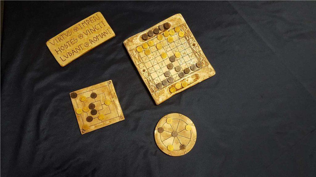 jeux antiques gergovie